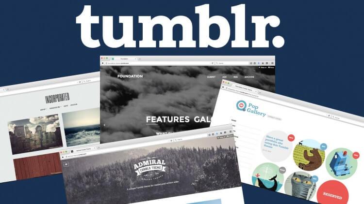 Tumblr ile Online Para Kazanmak
