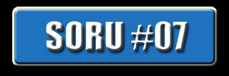 OnlineDarphane V5.00 Soru #07